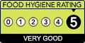 Food hydiene rating