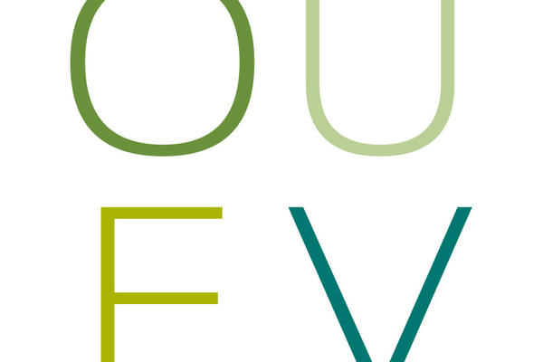 New OUEV logo in square format