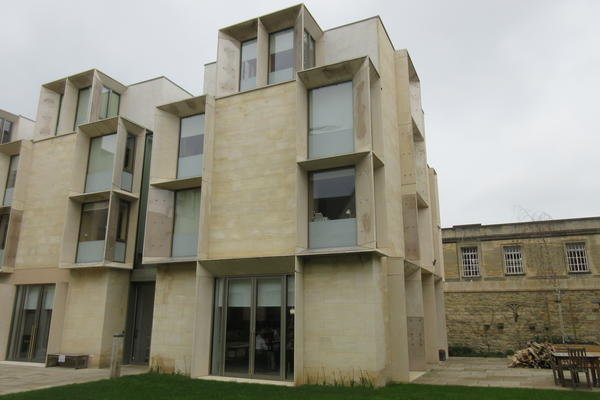 External image of St Cross College