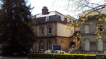 Photo of the exterior buildings of 11 to 13 Banbury Road