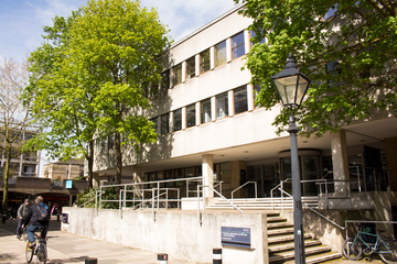 University Offices,  Wellington Square